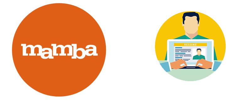Мамба регистрация Логотип