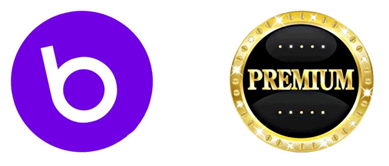 Премиум в Баду логотип