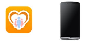 Табор на телефон логотип