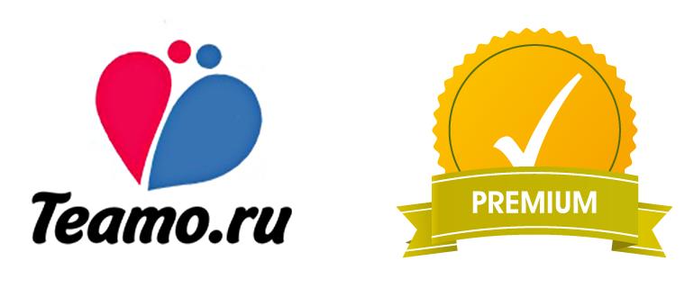 Теамо Логотип