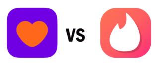 Тиндер или баду логотип