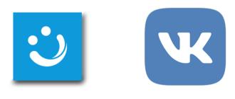 Топфейс приложение в ВК логотип