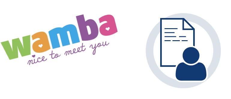 Wamba логотип